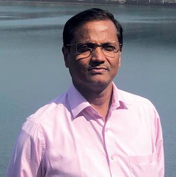 Kripashankar Ramnaresh Patel, Founder & Proprietor<br>Addition Outdoor