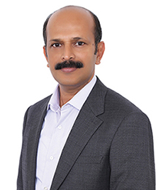 K Madhavan, MD, LPFLEX