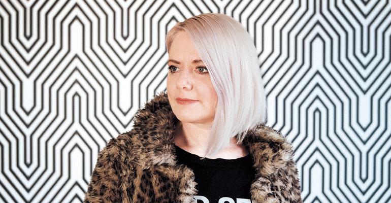 Laura Jordan Bambach, President and Chief Creative Officer, UK, Grey