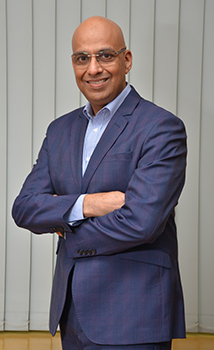 Rajiv  Dubey, Head Media<br>Dabur India Ltd