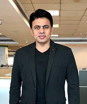 Haresh Nayak, Group MD, <br>Posterscope South Asia & President,<br>Posterscope APAC