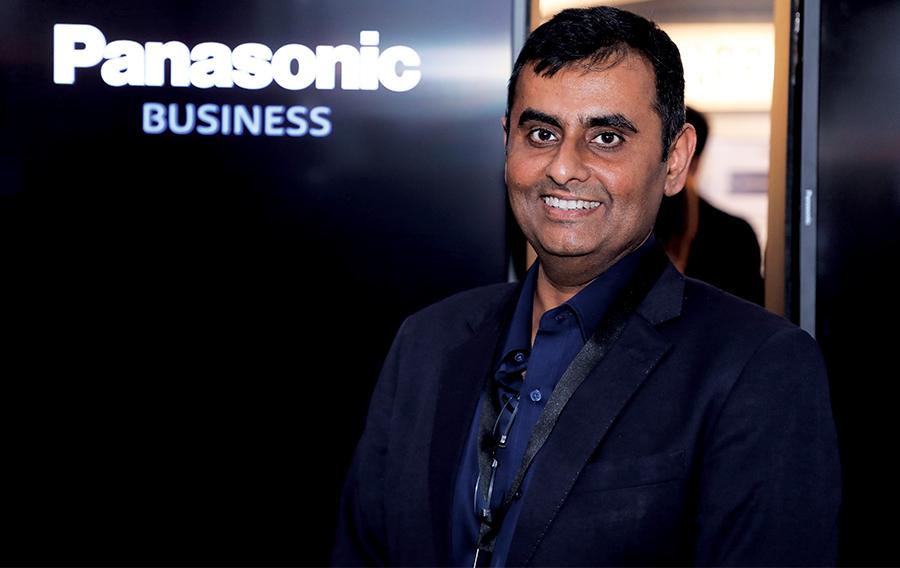 Vijay Wadhawan, Group Chief, SSD, Panasonic India