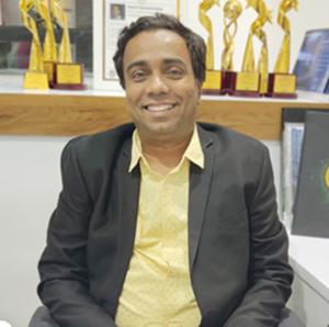 Rajesh Radhakrishnan, Chief Marketing Officer<br>Vritti Solutions