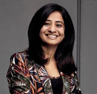 Heeru Dingra, CEO<br>Isobar India group