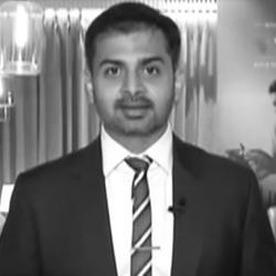 Parikshit Pawar, Senior VP<br>Shapoorji Pallonji Real Estate