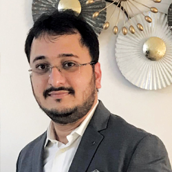 Arpit Singhal, Manager<br>Shapoorji Pallonji Real Estate