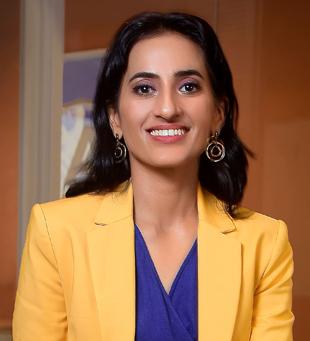 Vineeta Singh, CEO & Co-Founder<br>SUGAR Cosmetics