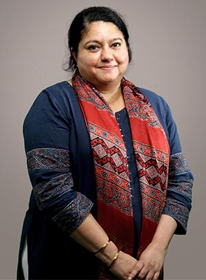 Vaishali Sharma<br>Marketing Head - SONY SAB