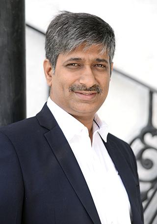 Karthi Marshan, President & CMO<br>Kotak Mahindra Group